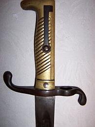 German Model 1871 Seitengewehr Bayonet