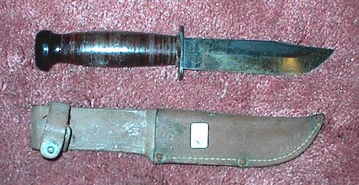 Antique Knives Sold
