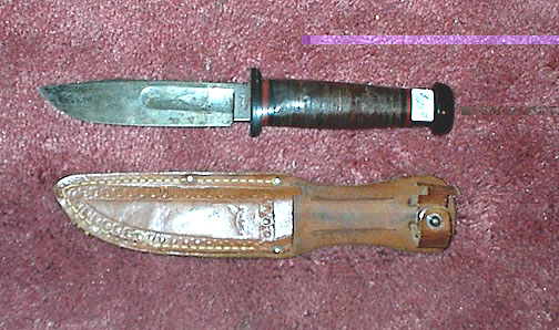 Antique Knives Sold