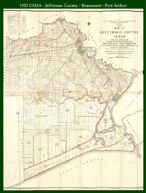 Miscellaneous Texas City Maps - Maps of Texas Cities